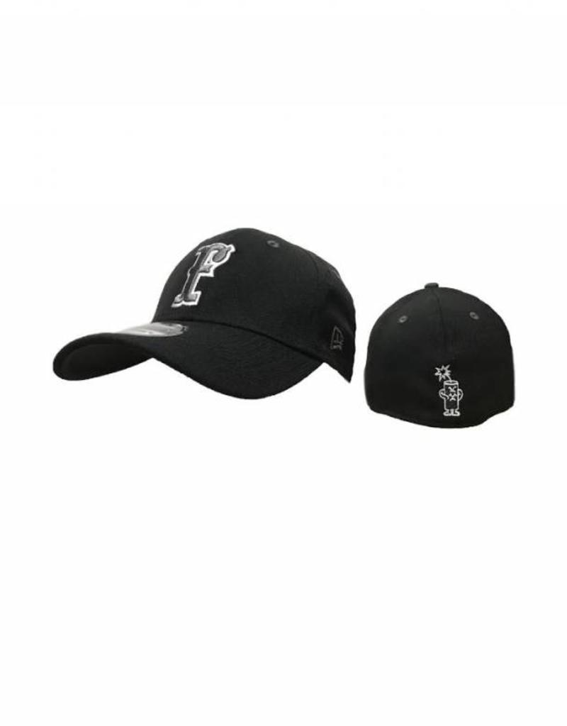 new era New Era Sized Hat Black/Charcoal
