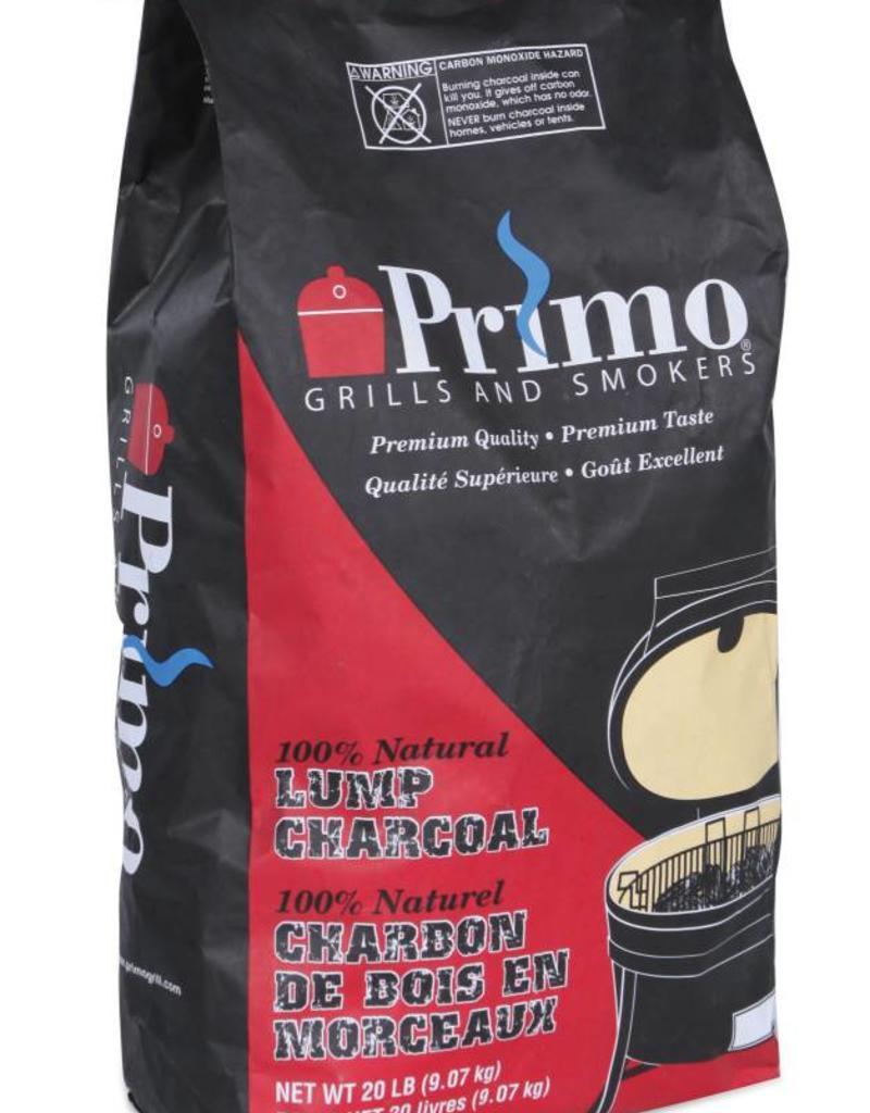 Primo Ceramic Grills Primo 100% Natural Lump Charcoal 20 LB.