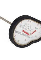 Charcoal Companion Charcoal Companion Dual Temperature Thermometer