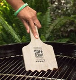 Charcoal Companion Safe Scrape PRECISION Non-Bristle Grill Cleaning Tool
