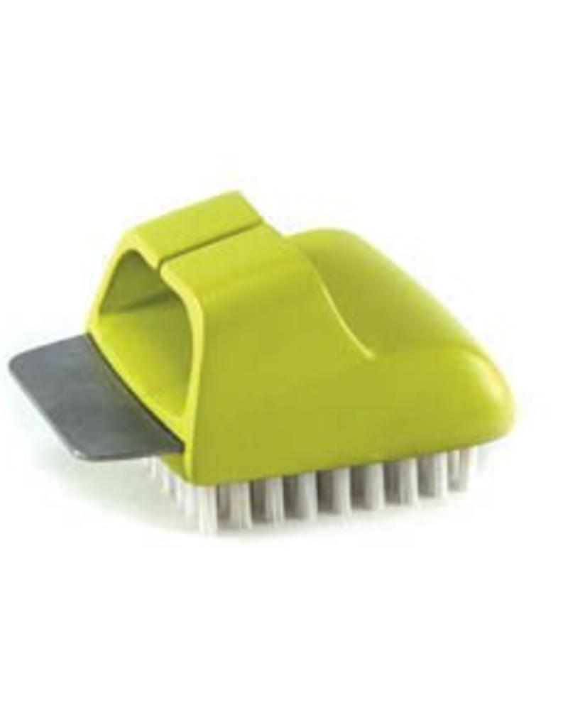 Charcoal Companion Salt Block Cleaning Brush