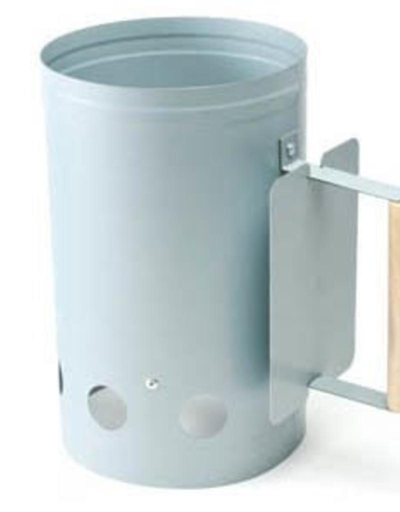 Charcoal Companion Silver Chimney Starter