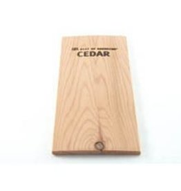 Steve Raichlen Wood Grilling Plank / Single - Cedar