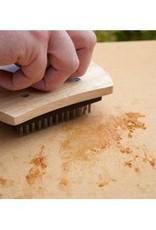 Pizzacraft Stone Scrubber Brush