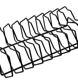 Primo Ceramic Grills Primo 9-Slot Rib Rack for Oval XL 400