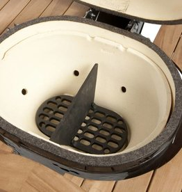 Primo Ceramic Grills Primo Cast Iron Firebox Divider for Oval XL 400