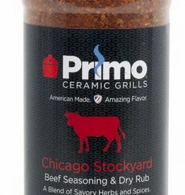 Primo Ceramic Grills Primo Chicago Stockyard Beef Seasoning & Rub