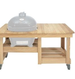 Primo Ceramic Grills Primo Counter Top Cypress Table for Oval L 300
