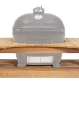 Primo Ceramic Grills Primo Cypress Table for Oval XL 400