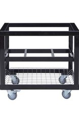 Primo Ceramic Grills Primo Cart with Basket for Oval XL 400 or L 300