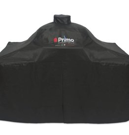Primo Ceramic Grills Primo Grill Cover for Oval XL 400 or Kamado in Cypress Table