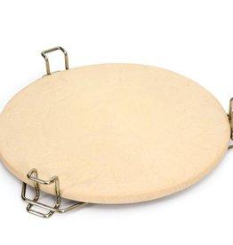 Primo Ceramic Grills Primo Heat Deflector Plate with Rack Kamado