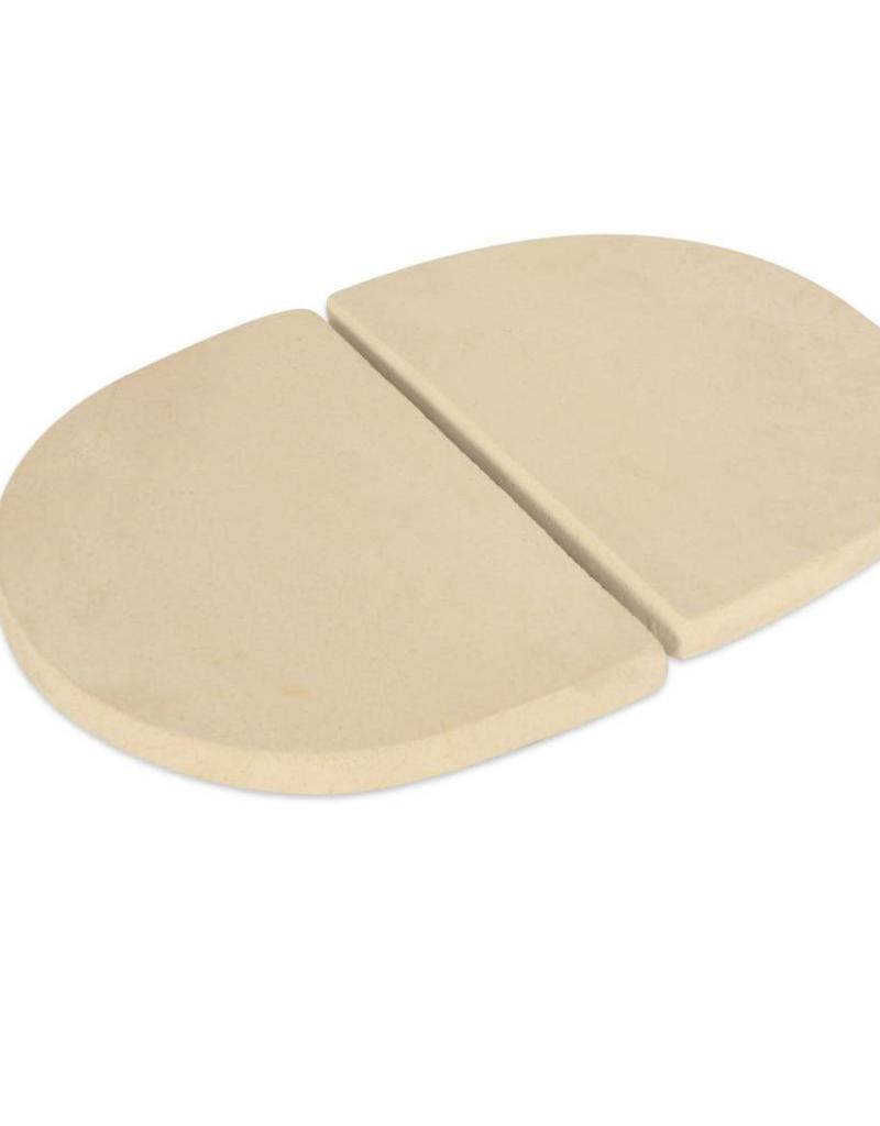 Primo Ceramic Grills Primo Heat Deflector Plates Oval XL 400