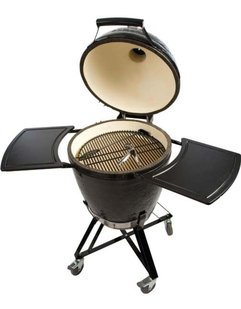 Primo Ceramic Grills Primo Kamado All-In-One Grill with Heavy Duty Cart