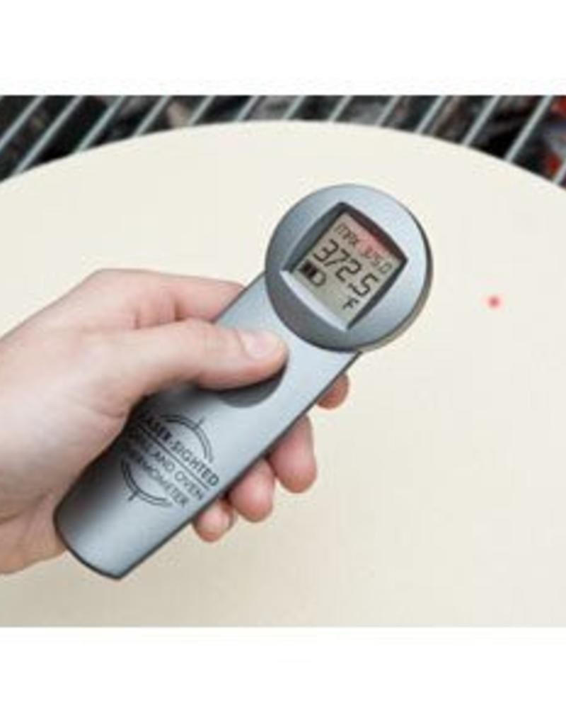 Charcoal Companion Laser-sighted Infrared Thermometer