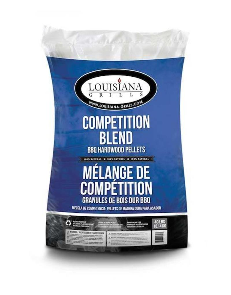 Louisiana Grills Louisiana Grills Competition Blend Grill Pellets 40 LB