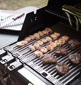 Saber Grills SABER Stainless Steel Dual Skewer