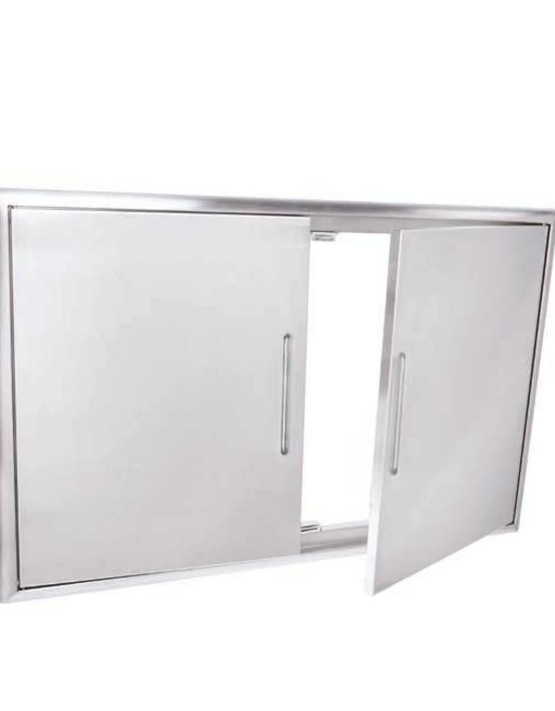 Saber Grills SABER 24 Inch x 39 Inch Double Access Door