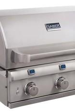 Saber Grills SABER 500 3 Burner Stainless Steel Built-In Grill - Natural Gas