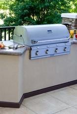Saber Grills SABER Elite 1670 SSE 4 Burner Built-In Grill - Stainless Steel - Natural Gas
