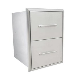 Saber Grills SABER Two-Drawer Cabinet