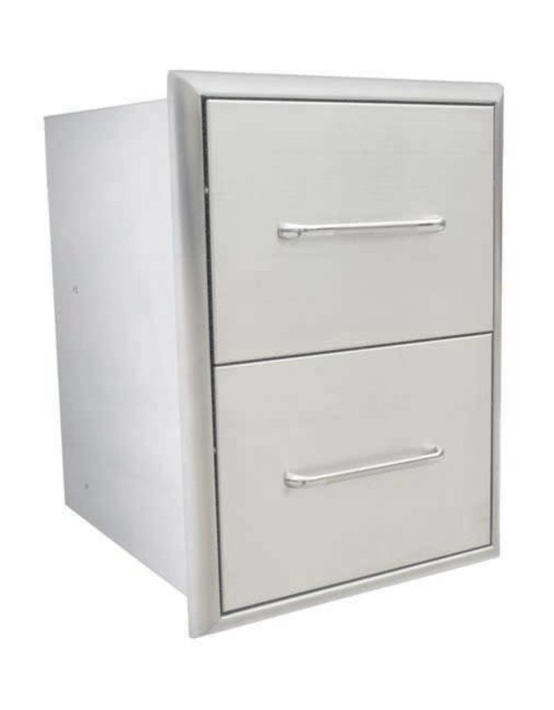 Saber Grills SABER Two-Drawer Cabinet