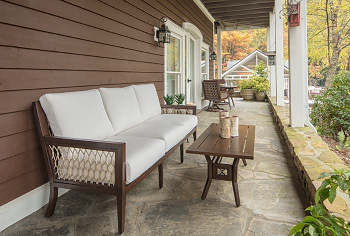 Eddie Bauer Home Outdoor Furniture Echo Bay Collection