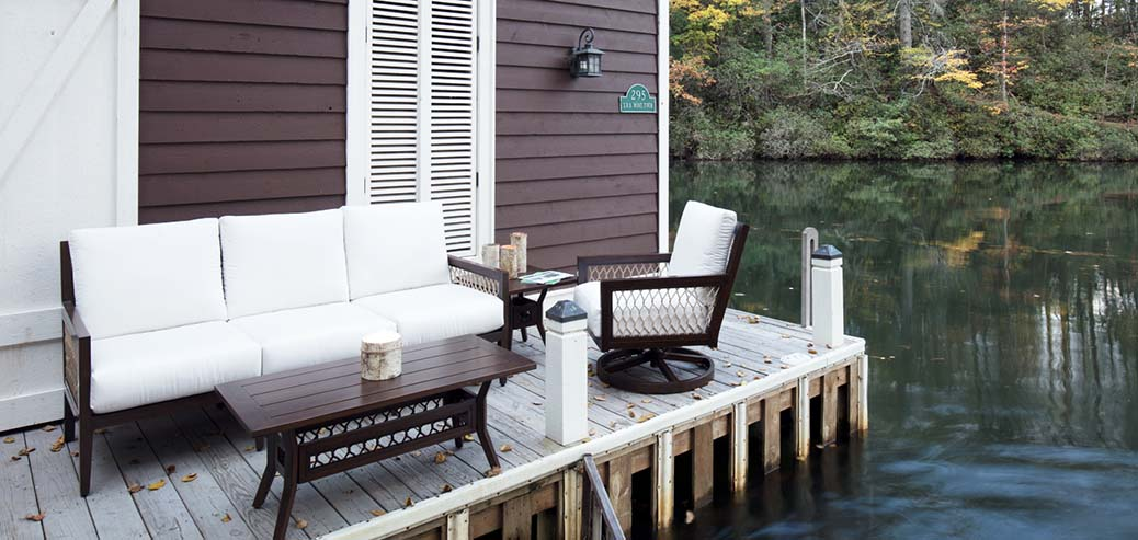 Eddie Bauer Home Outdoor Furniture Echo Bay Seating Set