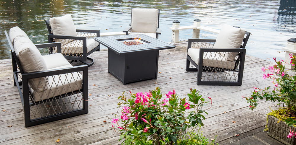 Eddie Bauer Outdoor Furniture Echo Bay