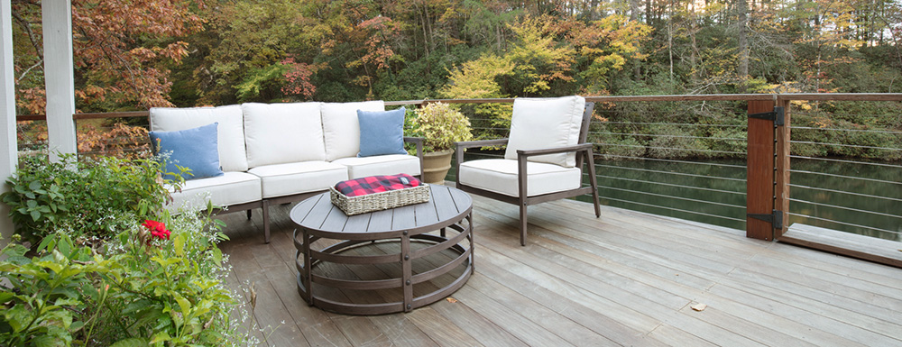 Eddie Bauer Home Outdoor Furniture Horizon Collection