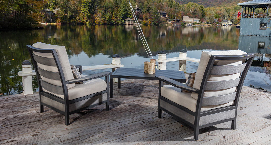 Eddie Bauer Home Outdoor Furniture Adventure Collection
