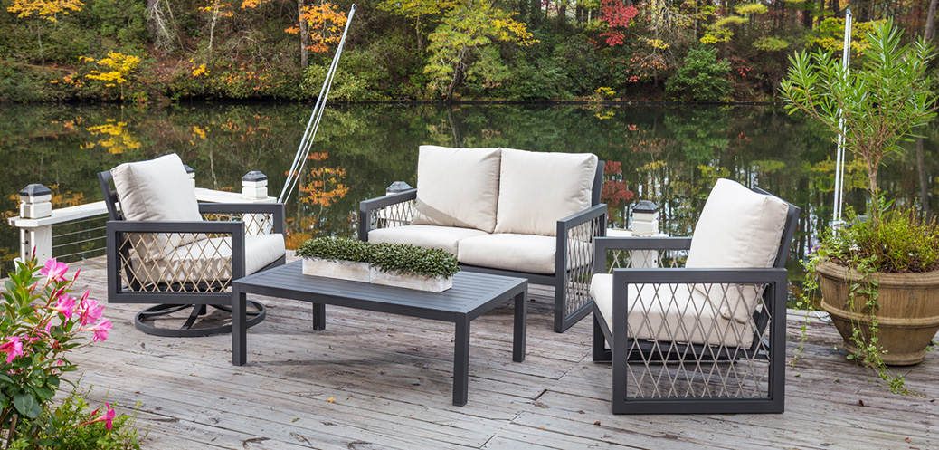 Eddie Bauer Home Outdoor Furniture Explorer Collection