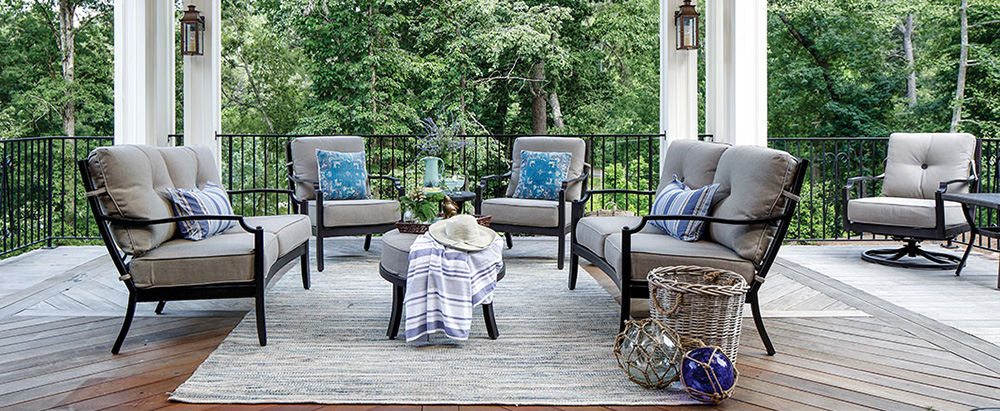 Portica Outdoor Furniture Collections