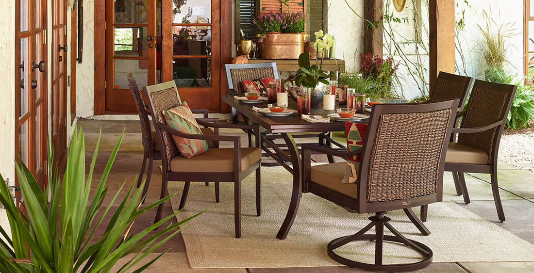 Portica Biscay Outdoor Dining Set