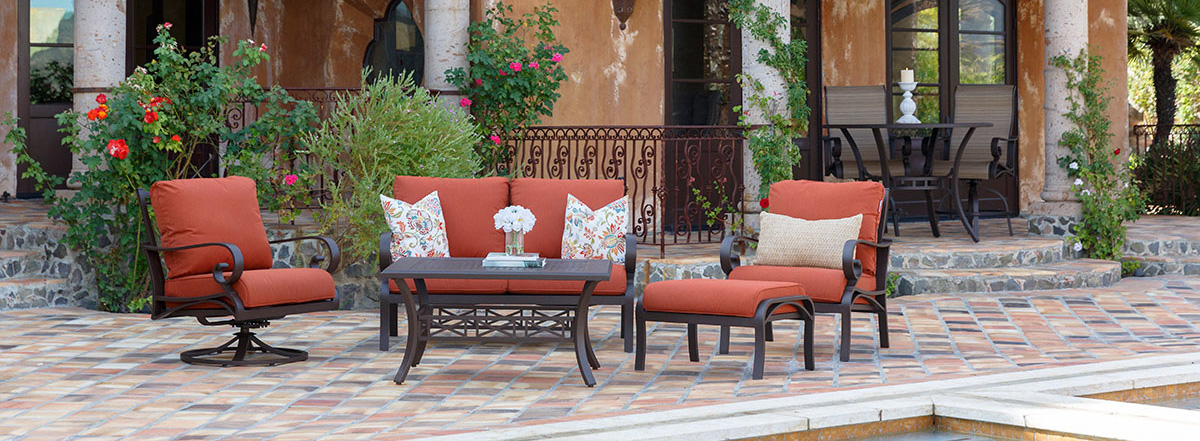 Portica Riva Collection Outdoor Seating