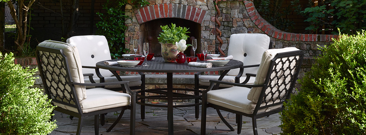 Portica Seville Outdoor Dining Set