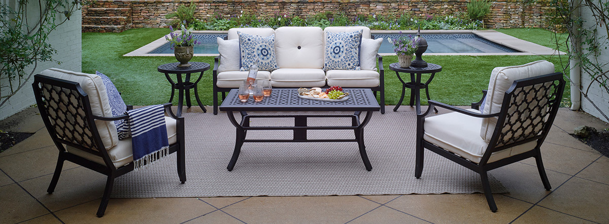Portica Seville Outdoor Seating Set