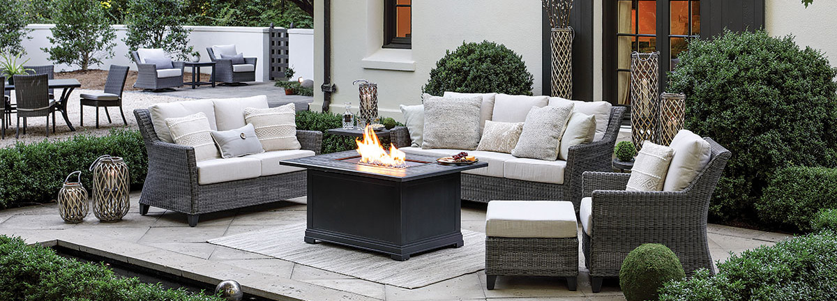 Portica Malibu Collection Outdoor Seating
