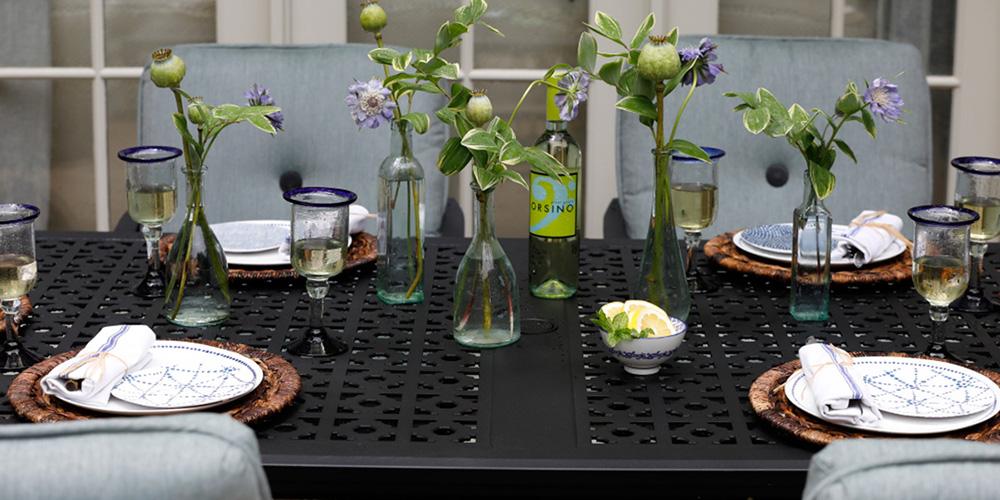 Portica Outdoor Tables