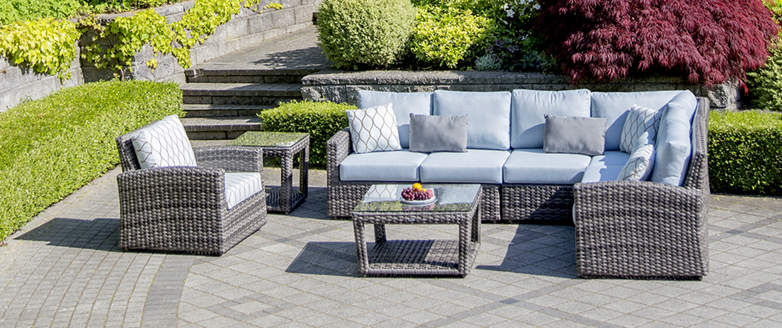 Ratana Portfino Outdoor Sectional