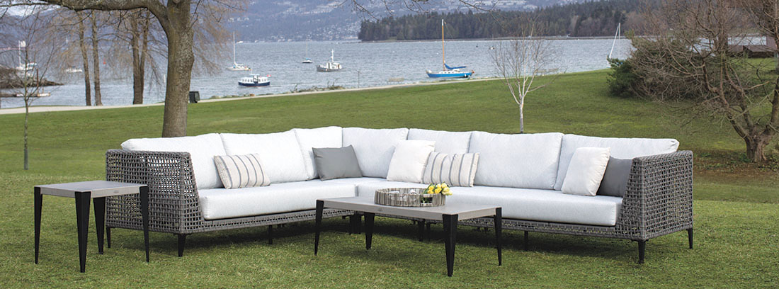 Ratana Genval Collection Outdoor Seating Sectional