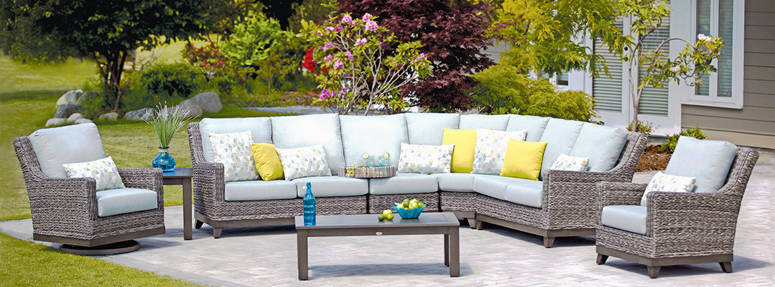 Ratana Boston Sectional Outdoor Furniture