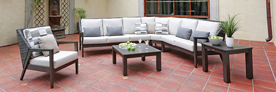 Ratana Cape Town Outdoor Sectional Seating Banner