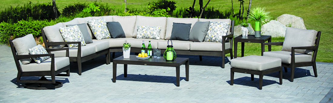 Ratana Lucia Sectional Outdoor Seating