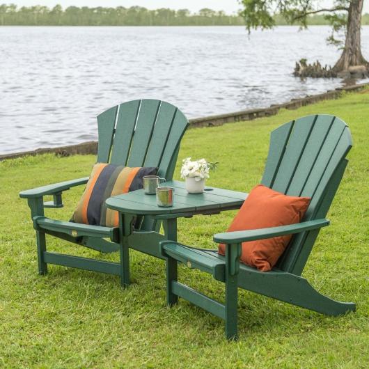 Pawleys Island Sunrise Adirondack Chair