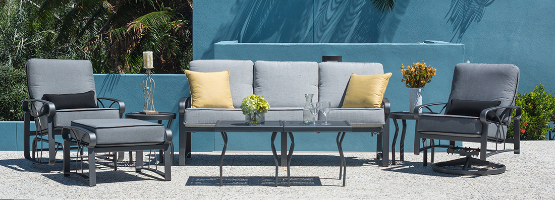 Outdoor By Design Metro Cushion Seating
