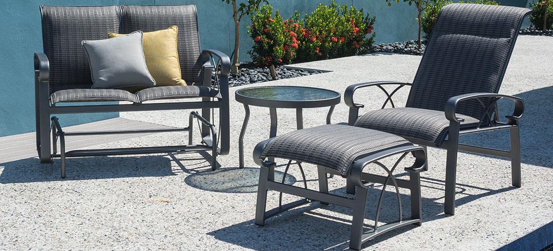 Outdoor by Design Oberon Outdoor Seating Collecition