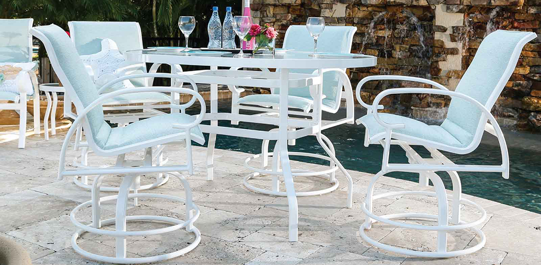Outdoor by Design Serenity Balcony Outdoor Bar Set