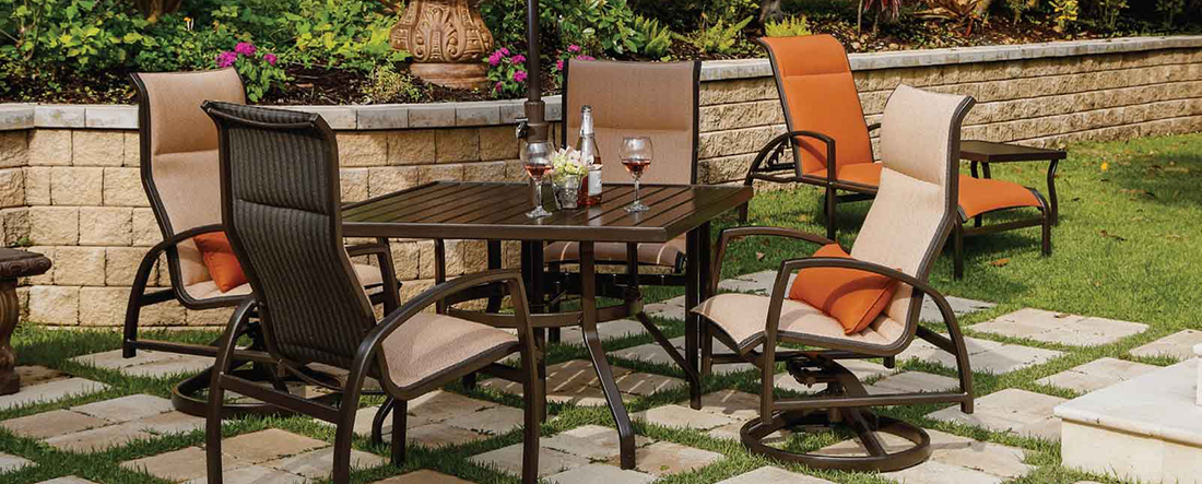 Outdoor by Design Brooklyn Outdoor Dining Set