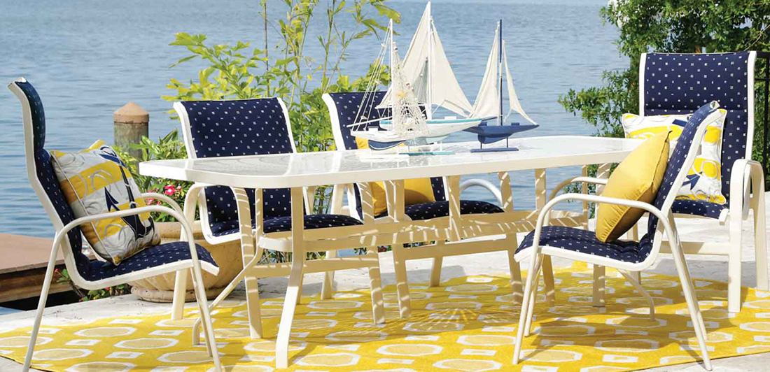 Outdoor by Design Bonaire Outdoor Dining Collection